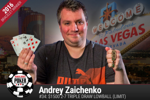 deuce to seven draw lowball