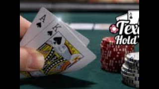 no limit texas holdem rule